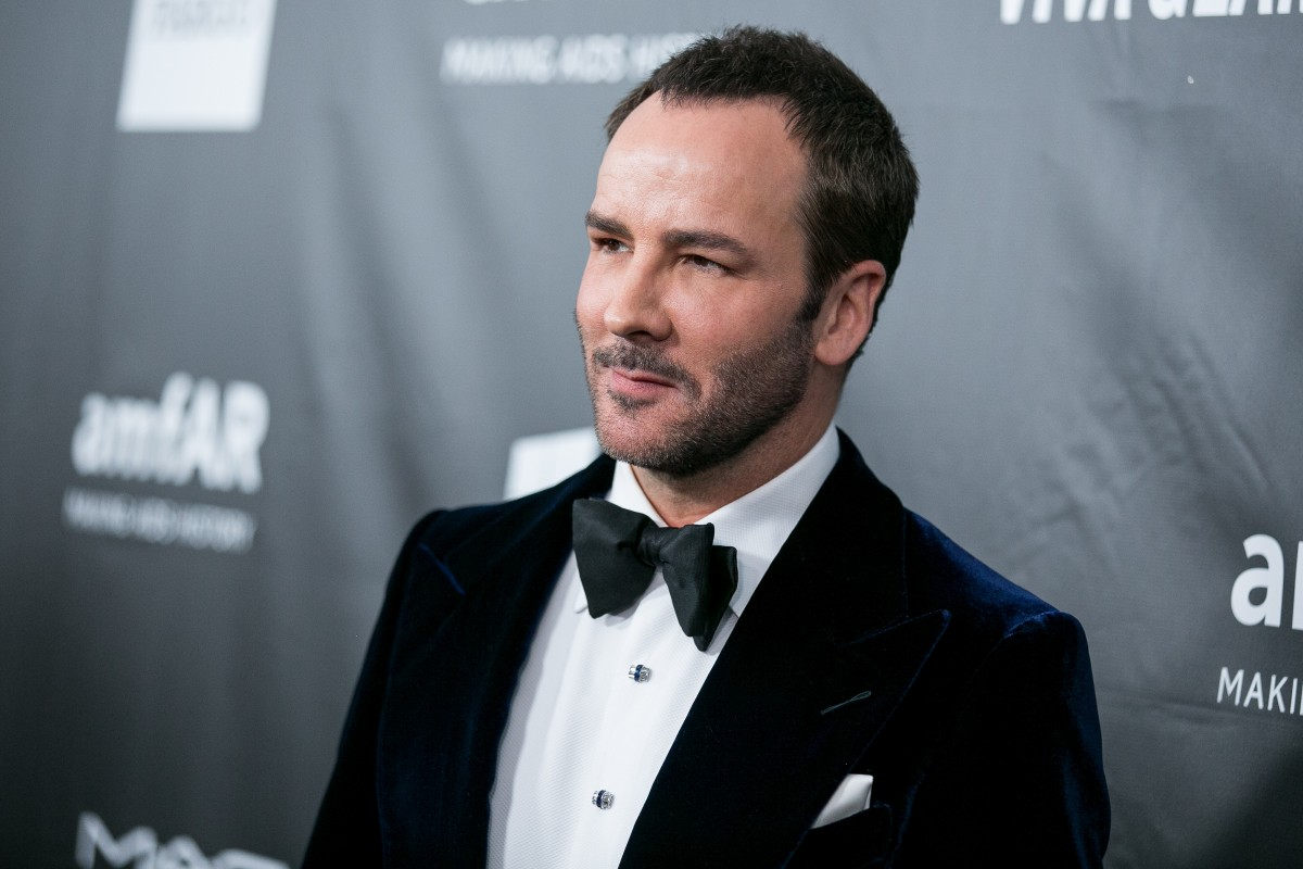 2014 amfAR Inspiration Gala Honoring TOM FORD