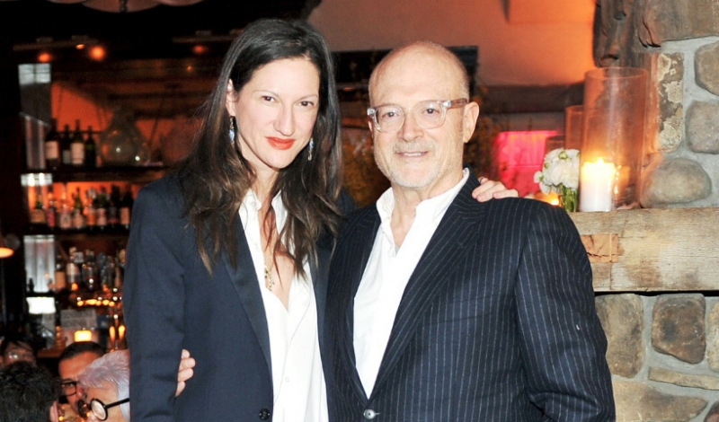J.Crew and Vogue host dinner to celebrate the 2011 CFDA/Vogue Fashion Fund Award Recipients