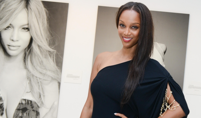 TYRA BANKS Presents: 15 Photographs by UDO SPREITZENBARTH