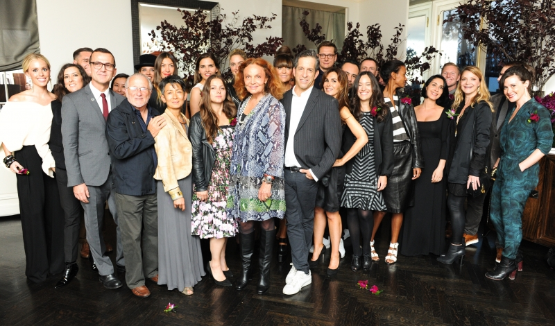 CFDA New Members Party hosted by KENNETH COLE