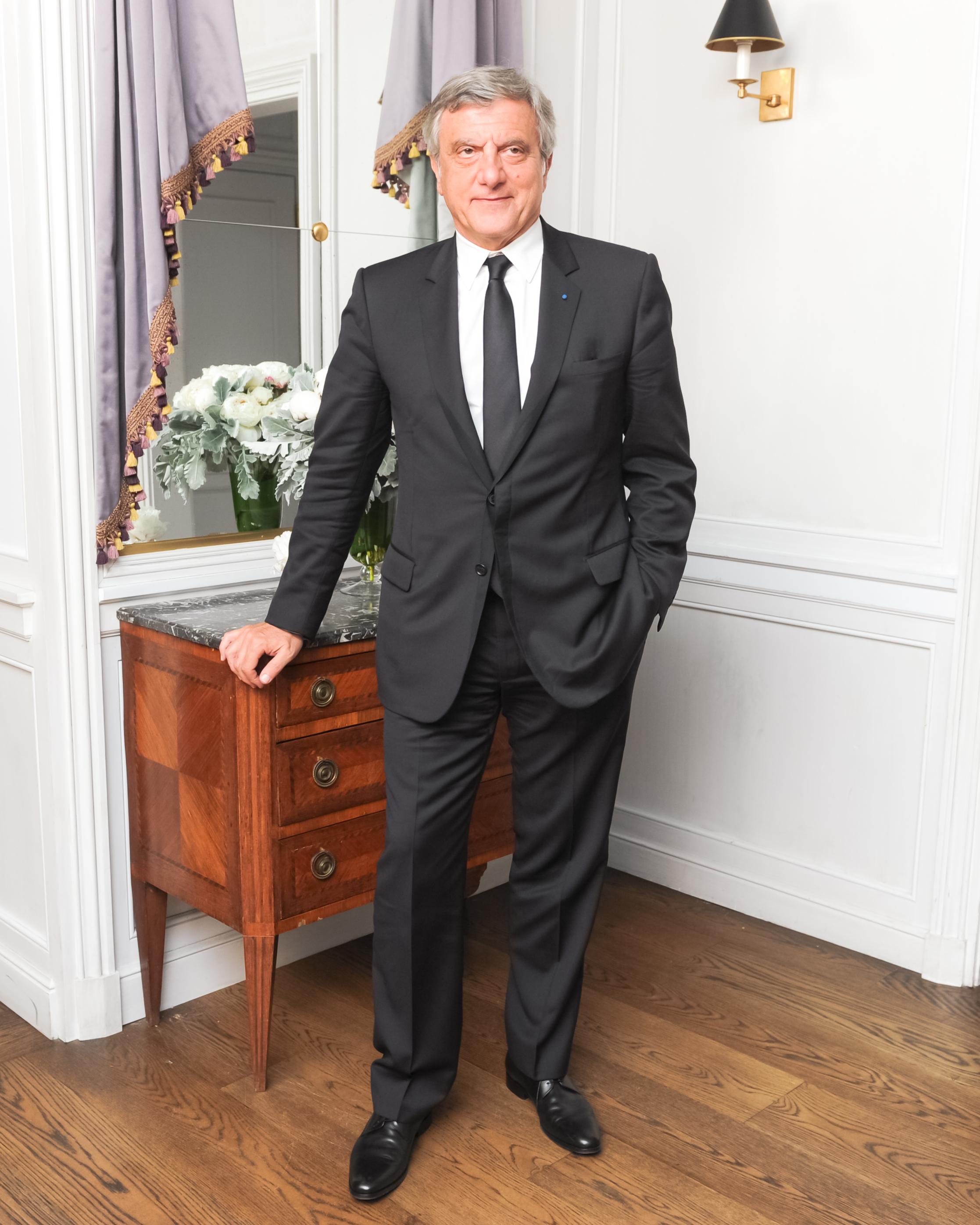 Dior's Sidney Toledano Elected To The Solomon R  Guggenheim
