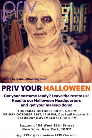 PRIV HALLOWEEN HEADQUARTERS @ Lazzoni | New York | New York | United States