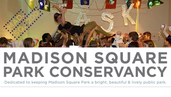 Madison Square Park Conservancy Presents Party in the Park @ Madison Square Park | New York | New York | United States