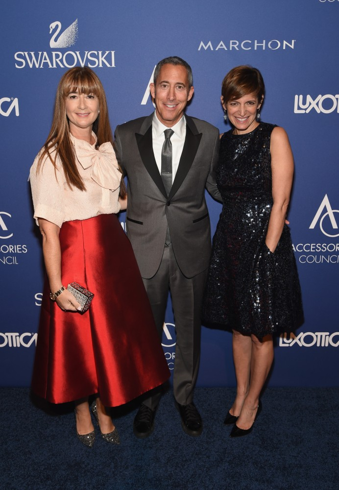 18th Annual Accessories Council ACE Awards At Cipriani 42nd Street – Inside
