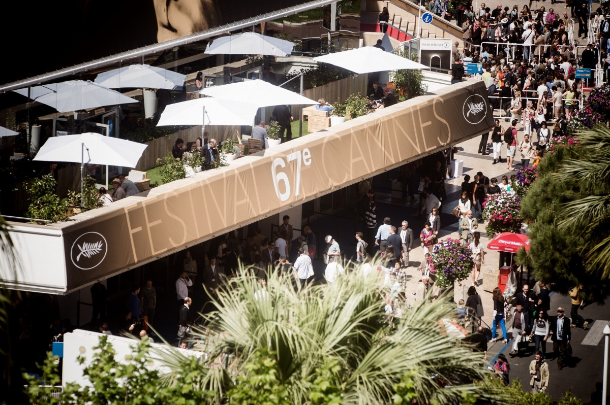 Atmosphere – The 67th Annual Cannes Film Festival