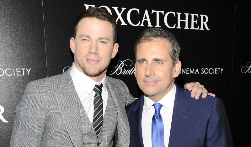 Channing Tatum, Steve Carell