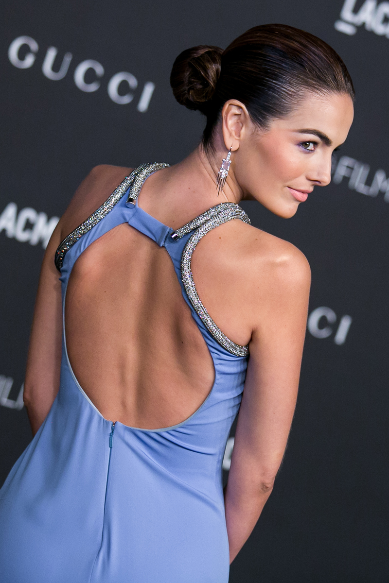 Camilla Belle - Daily Front Row
