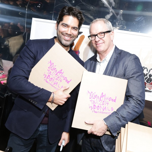 FIVE ELEVEN Presents Brian Atwood & Donald Drawbertson Book Signing & Auction to Benefit National MS Society