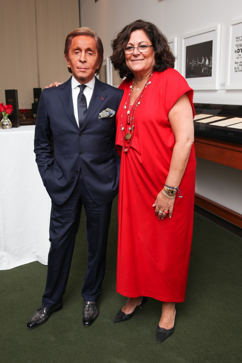 DOM PERIGNON supports Valentino at 92Y