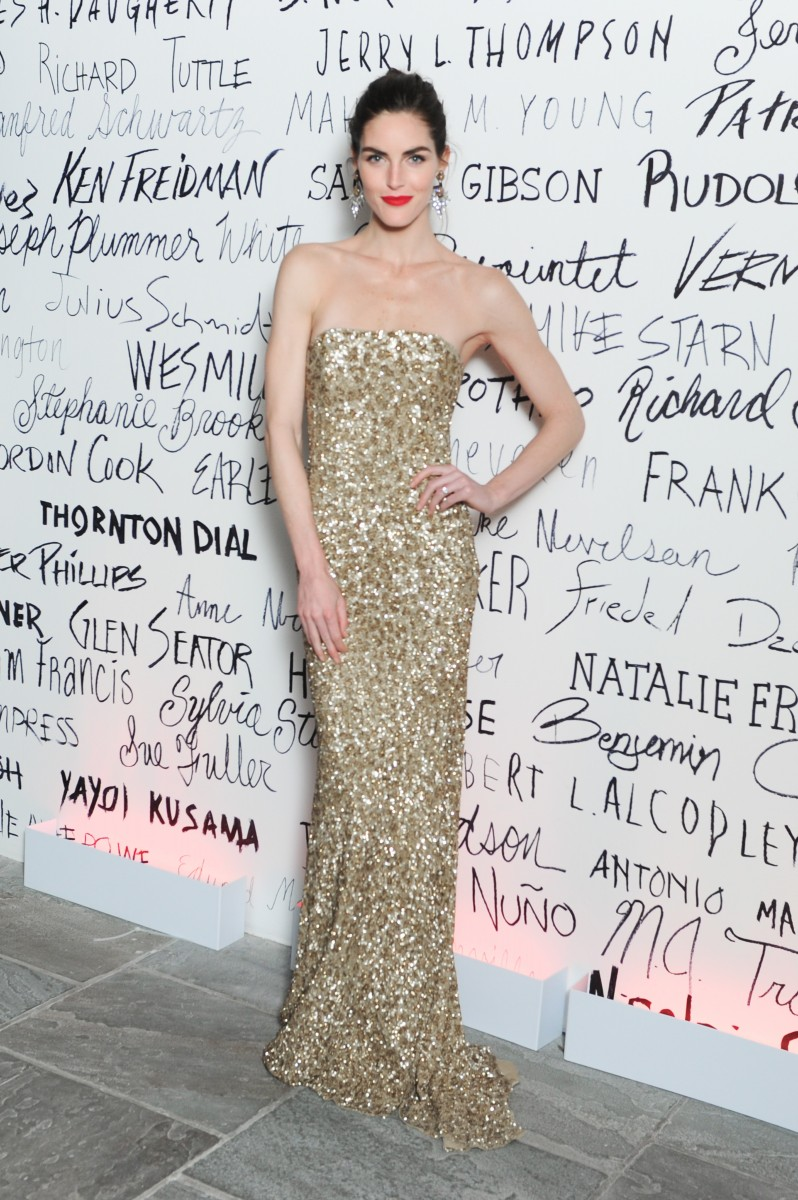 2014 Whitney Gala presented by Louis Vuitton