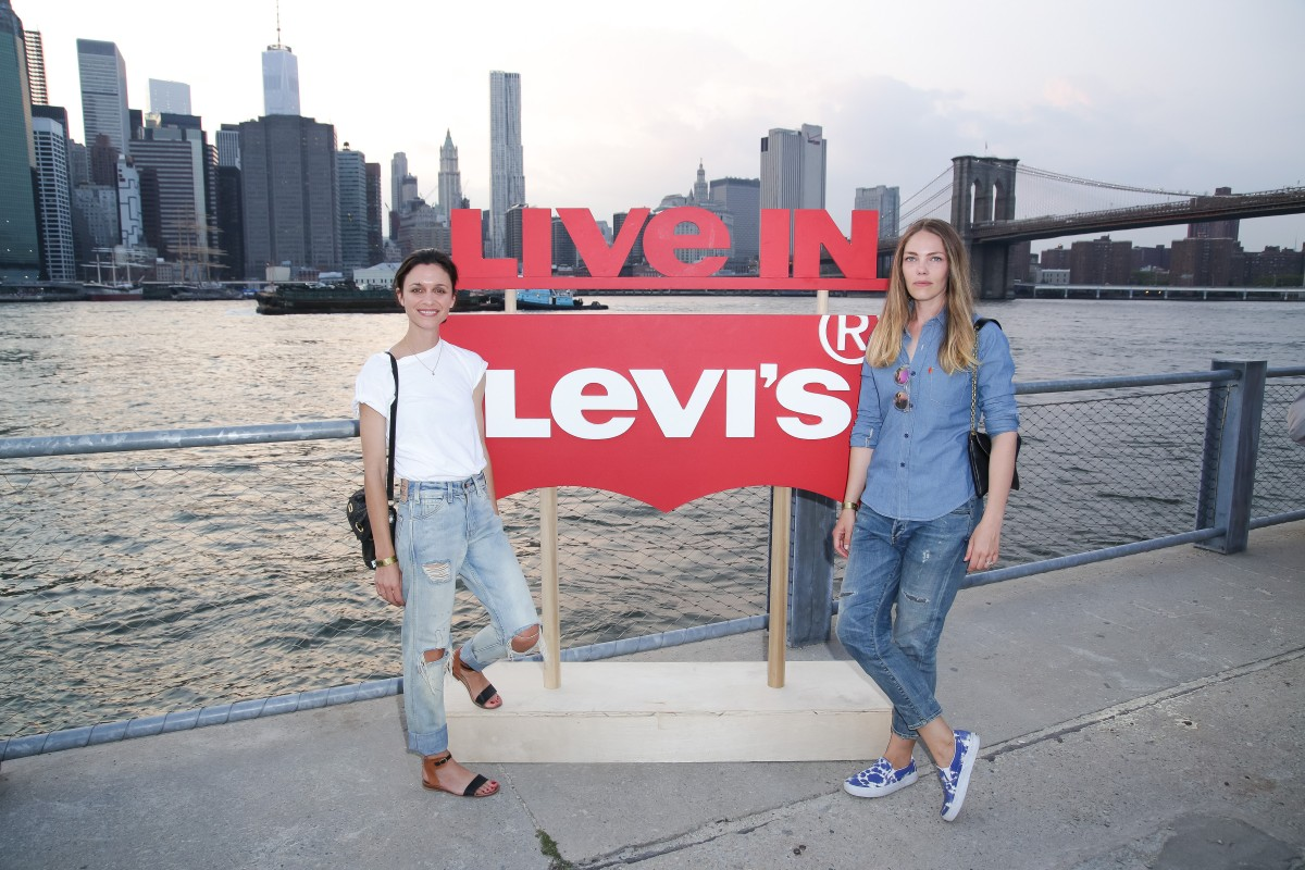 Live in LEVI'S  Launch Event