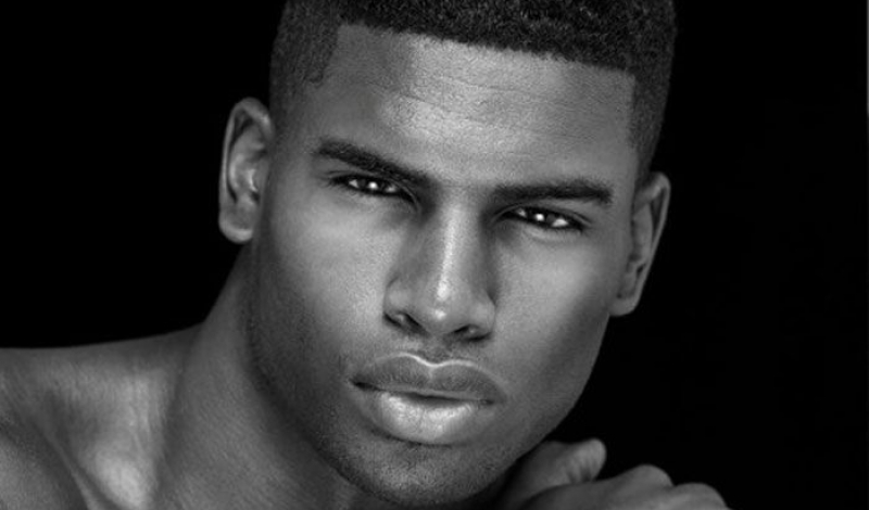 Male Model Moments Meet Broderick Hunter