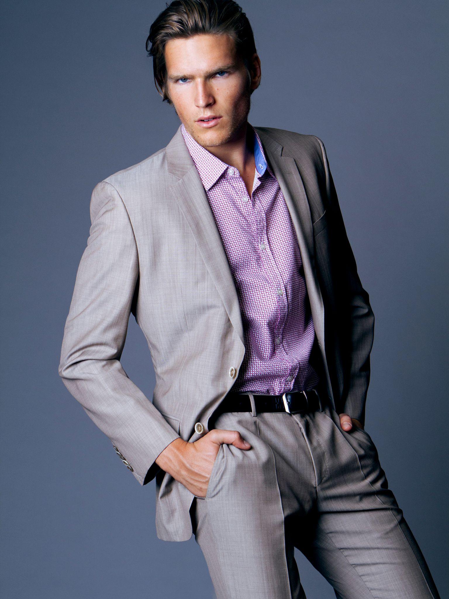 Male Model Moments: Meet Ryan Mertz - Daily Front Row