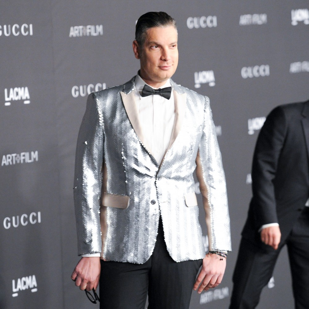 LACMA 2014 Art+Film Gala sponsored by GUCCI