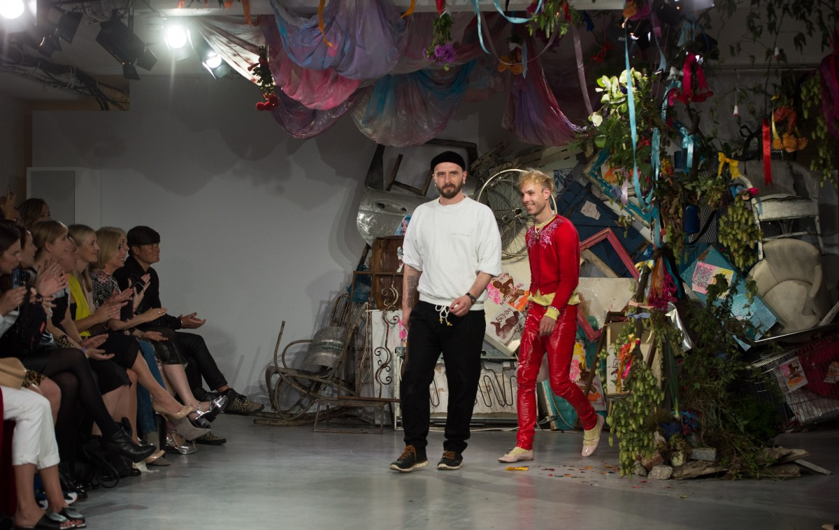 Meadham Kirchhoff: Runway – London Fashion Week SS15