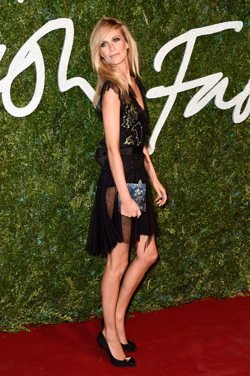 British Fashion Awards – Red Carpet Arrivals