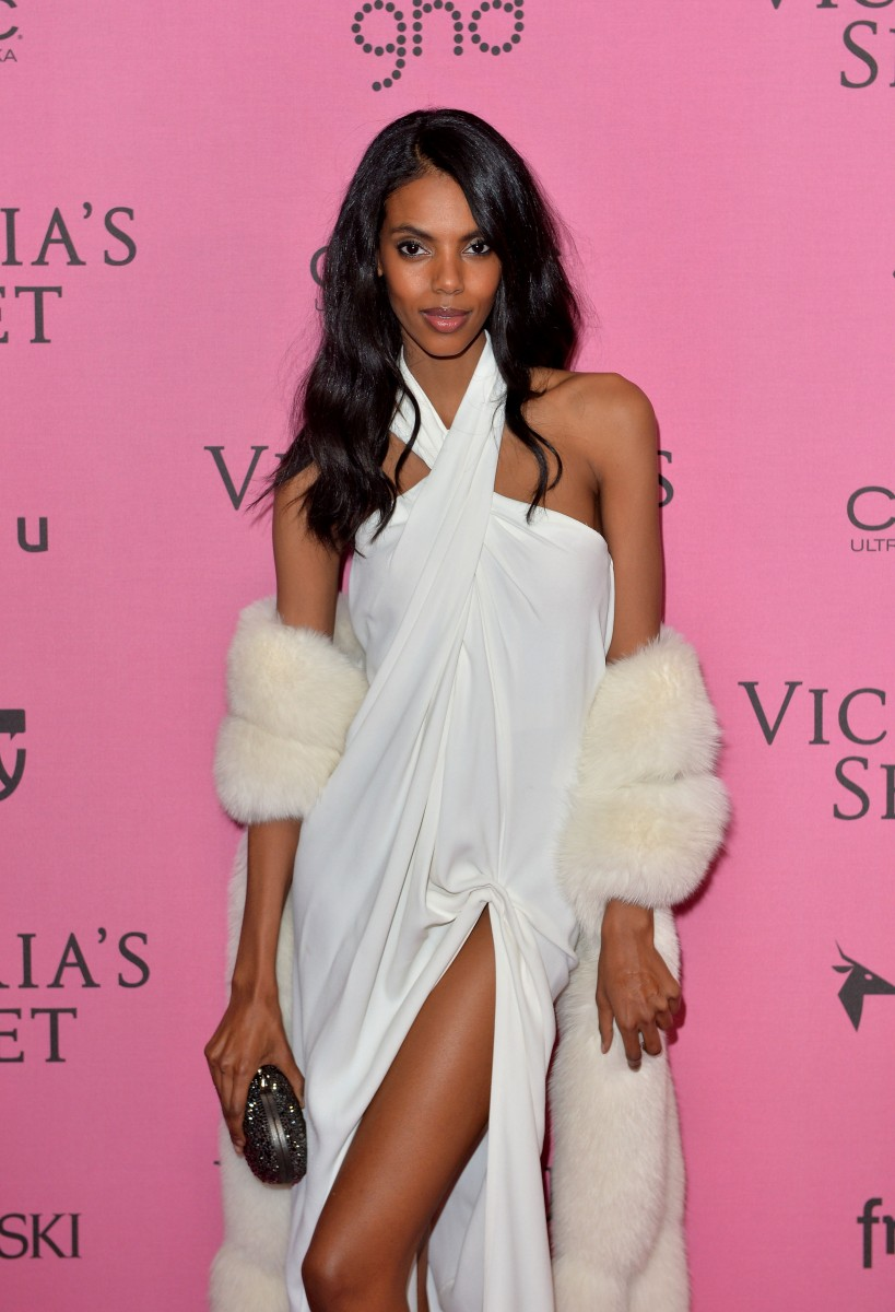 2014 Victoria's Secret Fashion Show – Pink Carpet