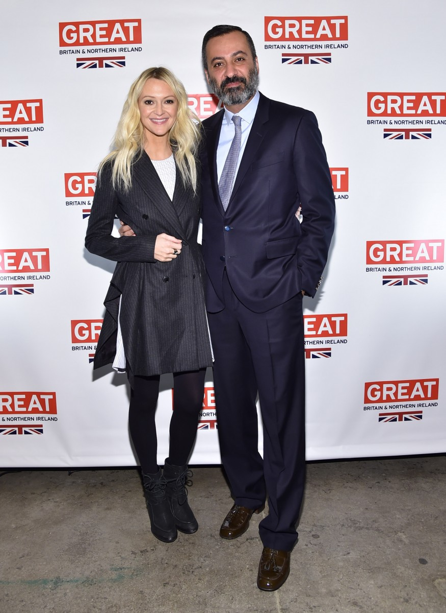 Creativity Is GREAT Britain's Creative Industries Event In Honour Of The Duke And Duchess Of Cambridge