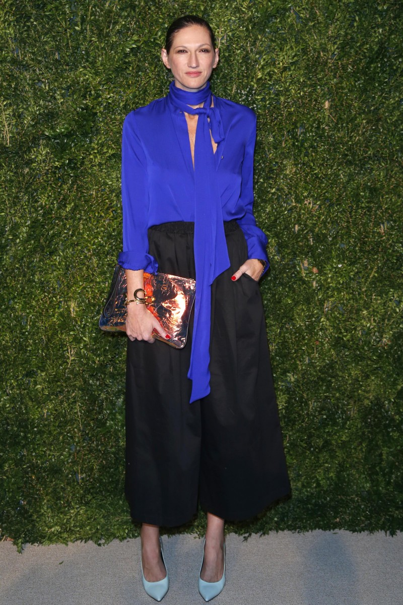 The 11th Annual CFDA/VOGUE FASHION FUND AWARDS (arrivals)
