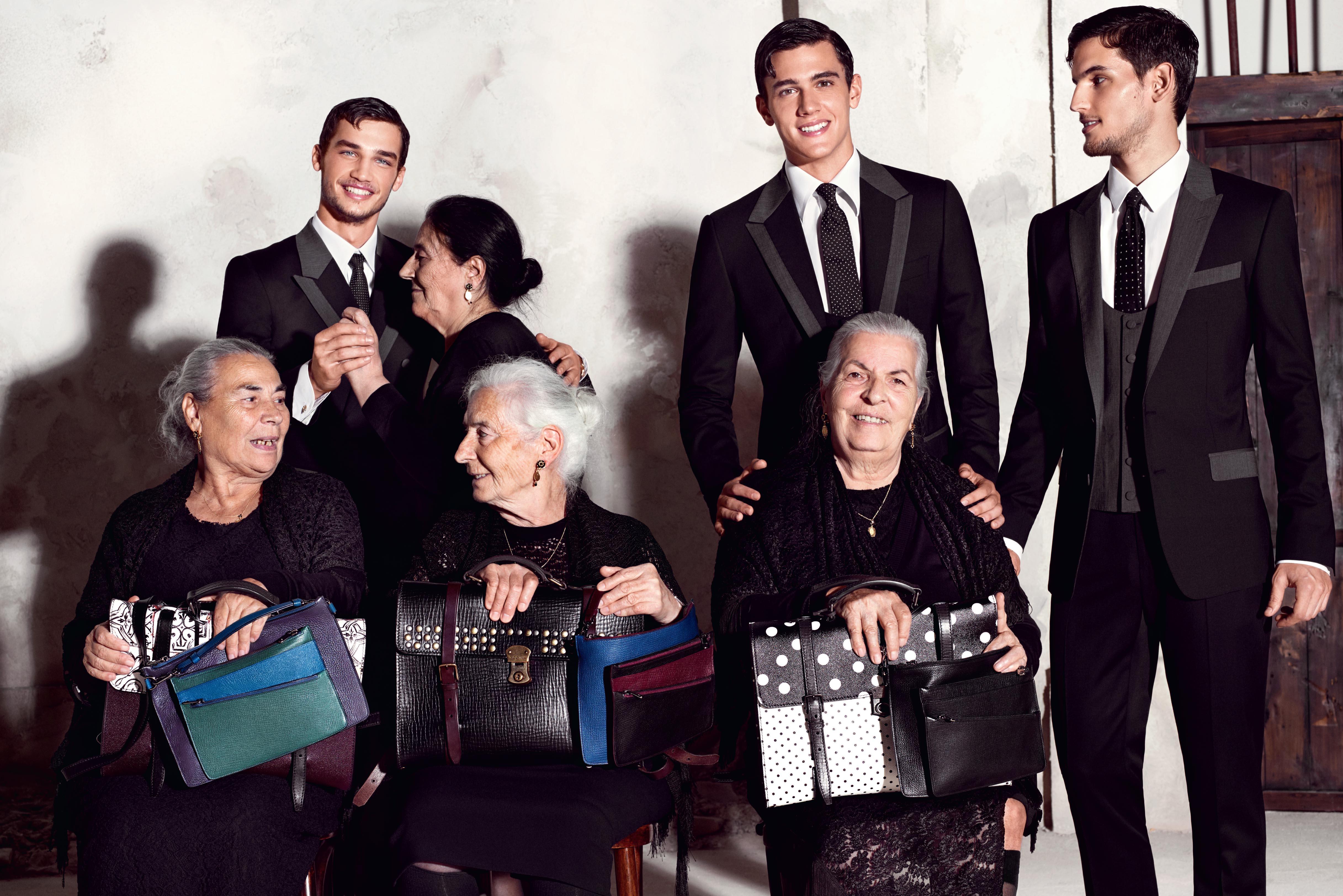 cbf8ec10d94b Dolce   Gabbana Unveils A Multicultural Spring Campaign