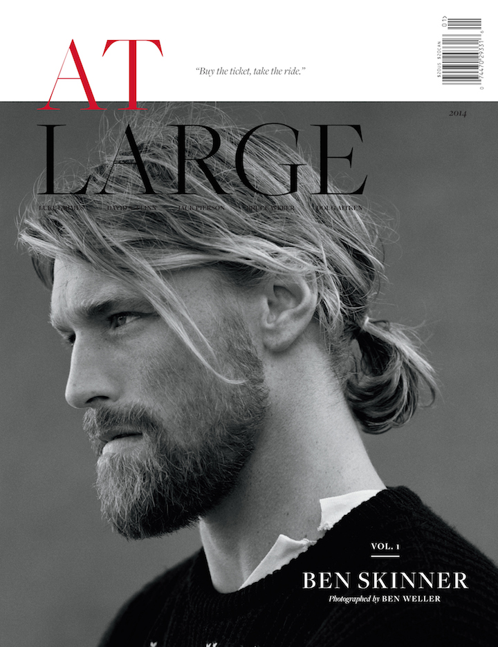 At Large Cover 2