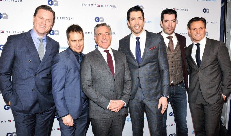 "TOMMY HILFIGER x GQ ""Men of New York"" Event"