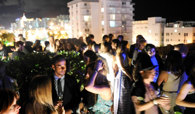 The 5 Best Parties at Art Basel This Year - elledecor.com