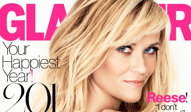 Glamour January Cover