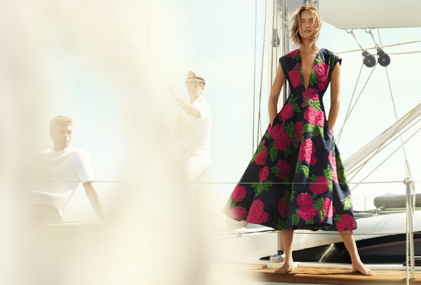 Michael Kors Spring 2015 Ad Campaign, 12.22.14