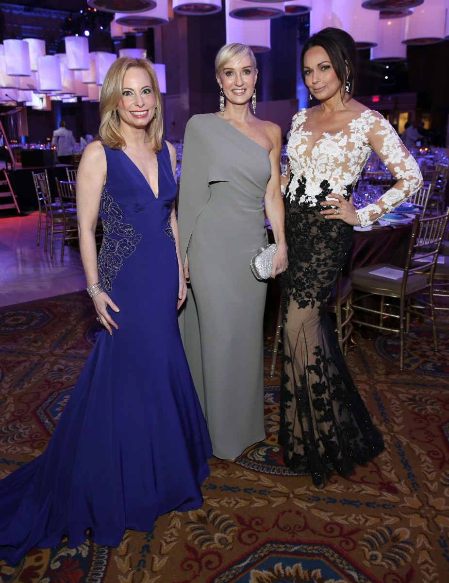 The Tenth Annual UNICEF Snowflake Ball – Inside
