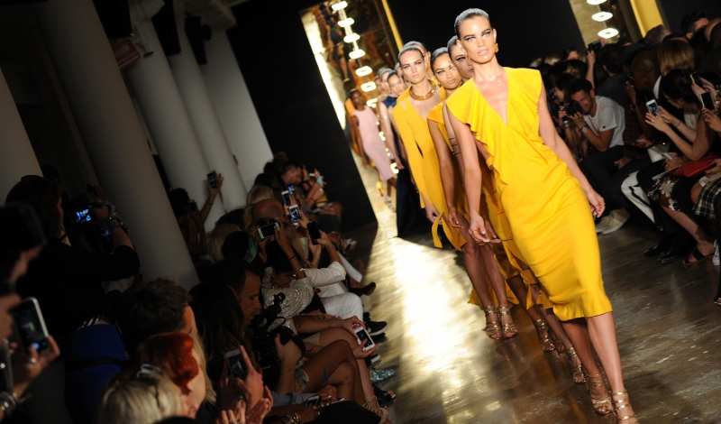 Cushnie Et Ochs - Runway - MADE Fashion Week Spring 2015