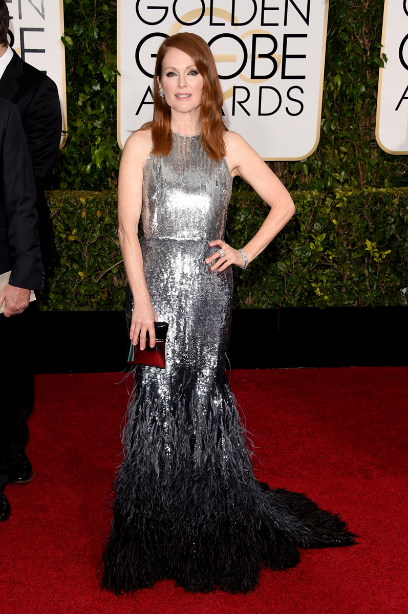 Julianne Moore in Givenchy