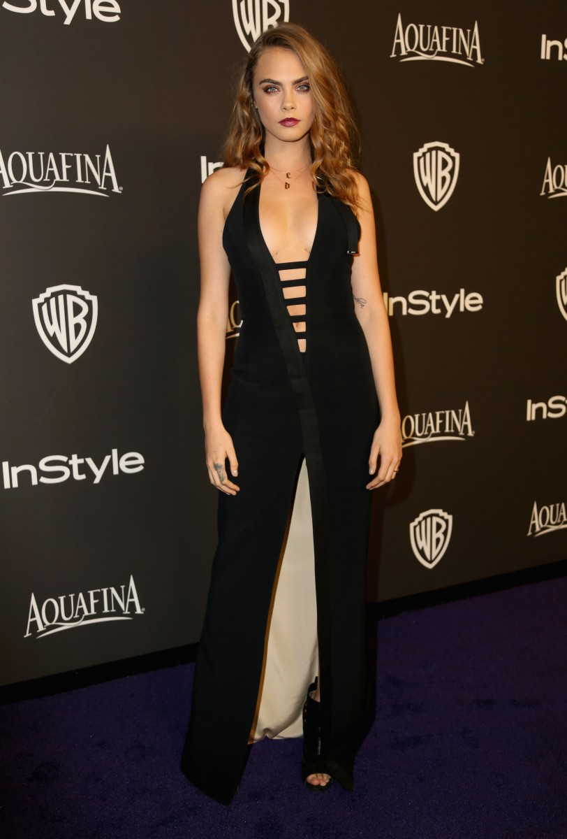 2015 InStyle And Warner Bros. 72nd Annual Golden Globe Awards Post-Party – Arrivals