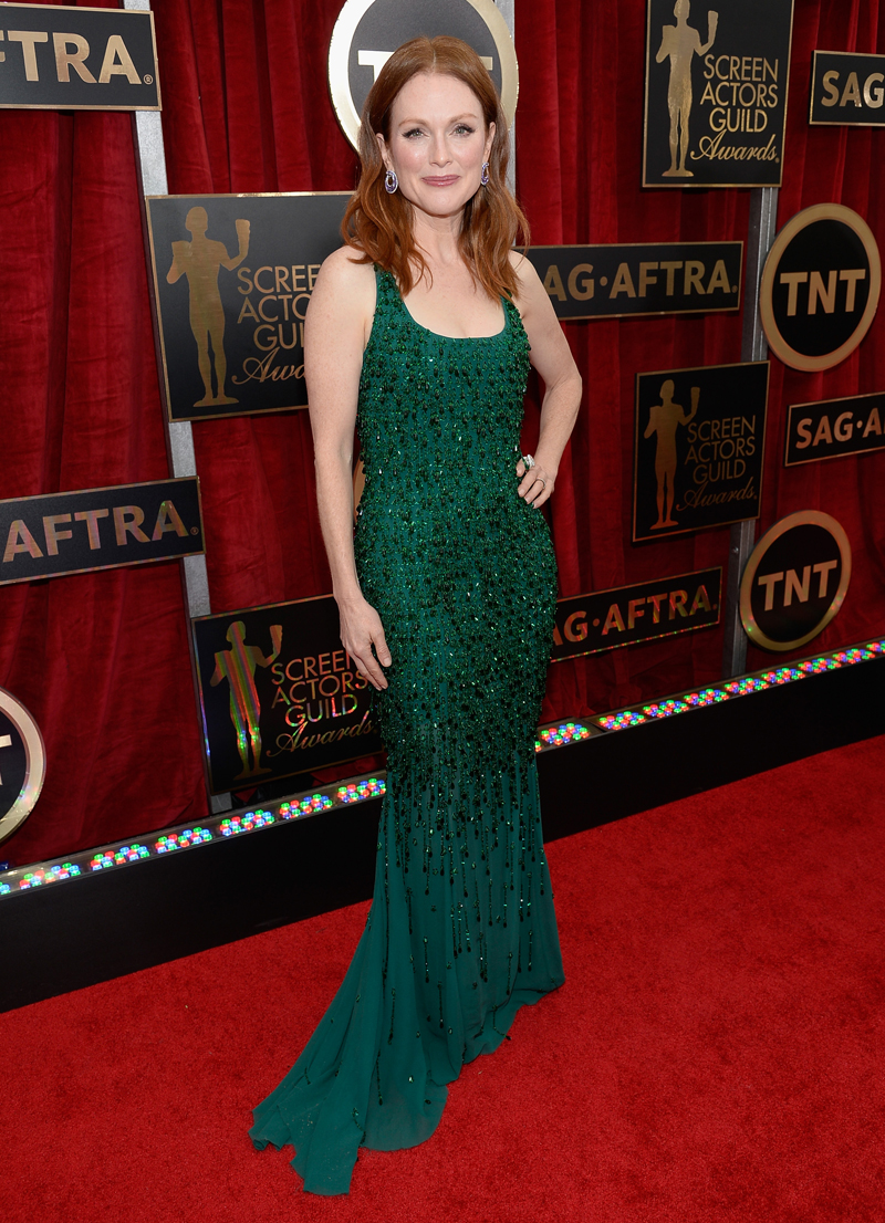 21st Annual Screen Actors Guild Awards – Red Carpet