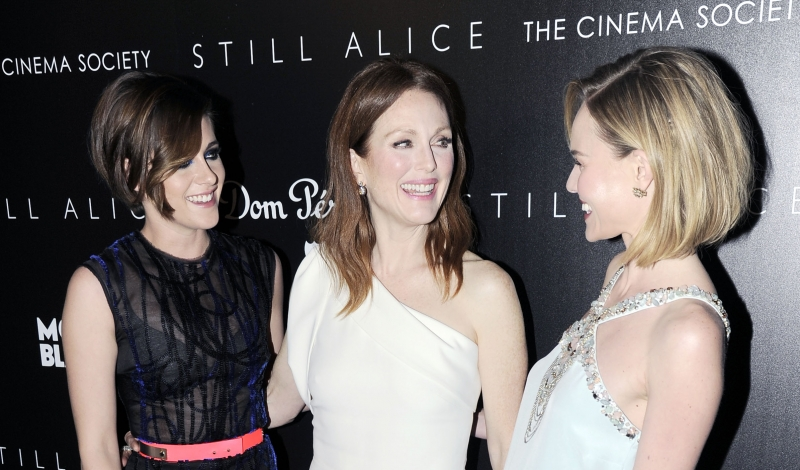 Kristen Stewart, Julianne Moore, Kate Bosworth