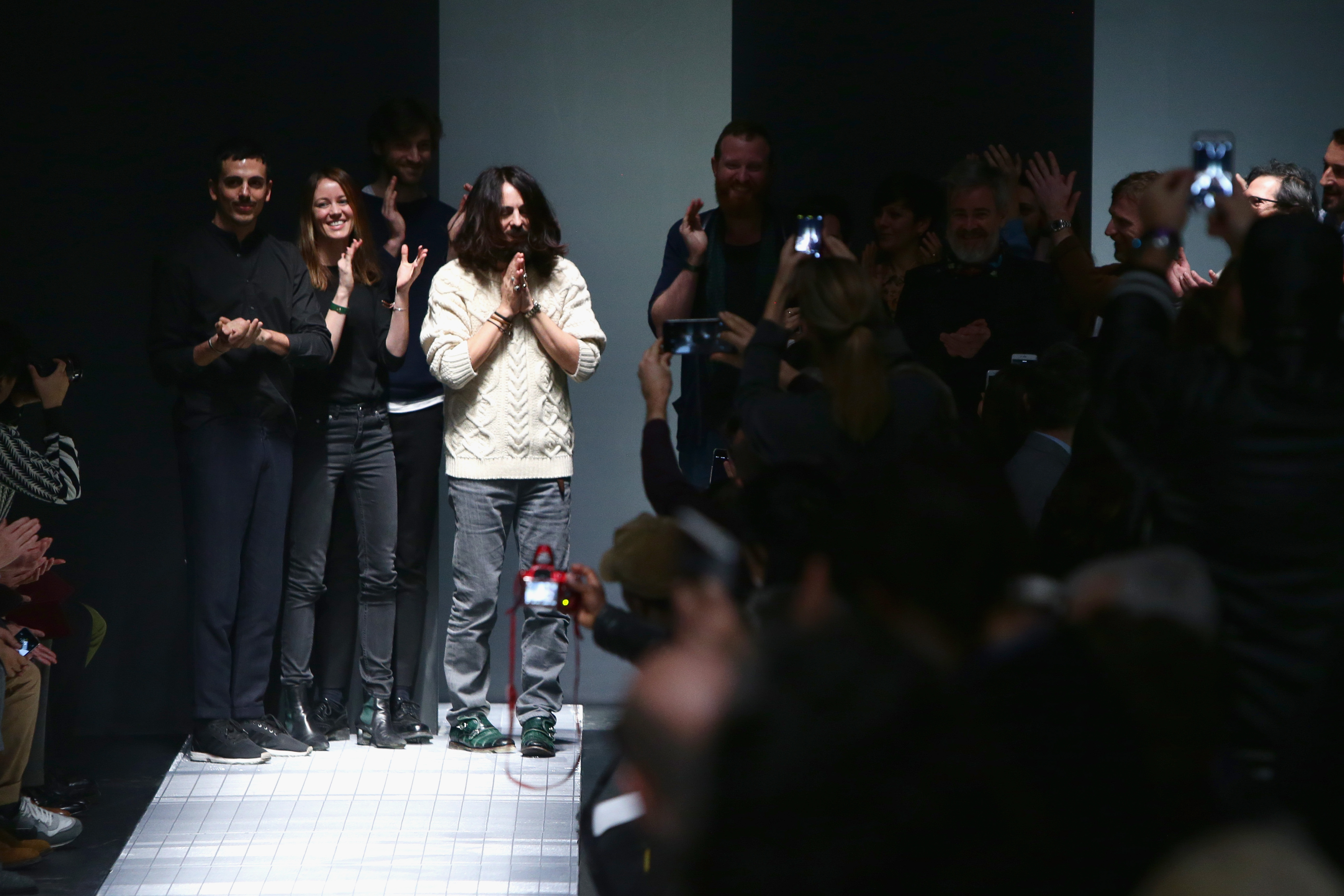 2015 debuts under alessandro michele s direction daily front row