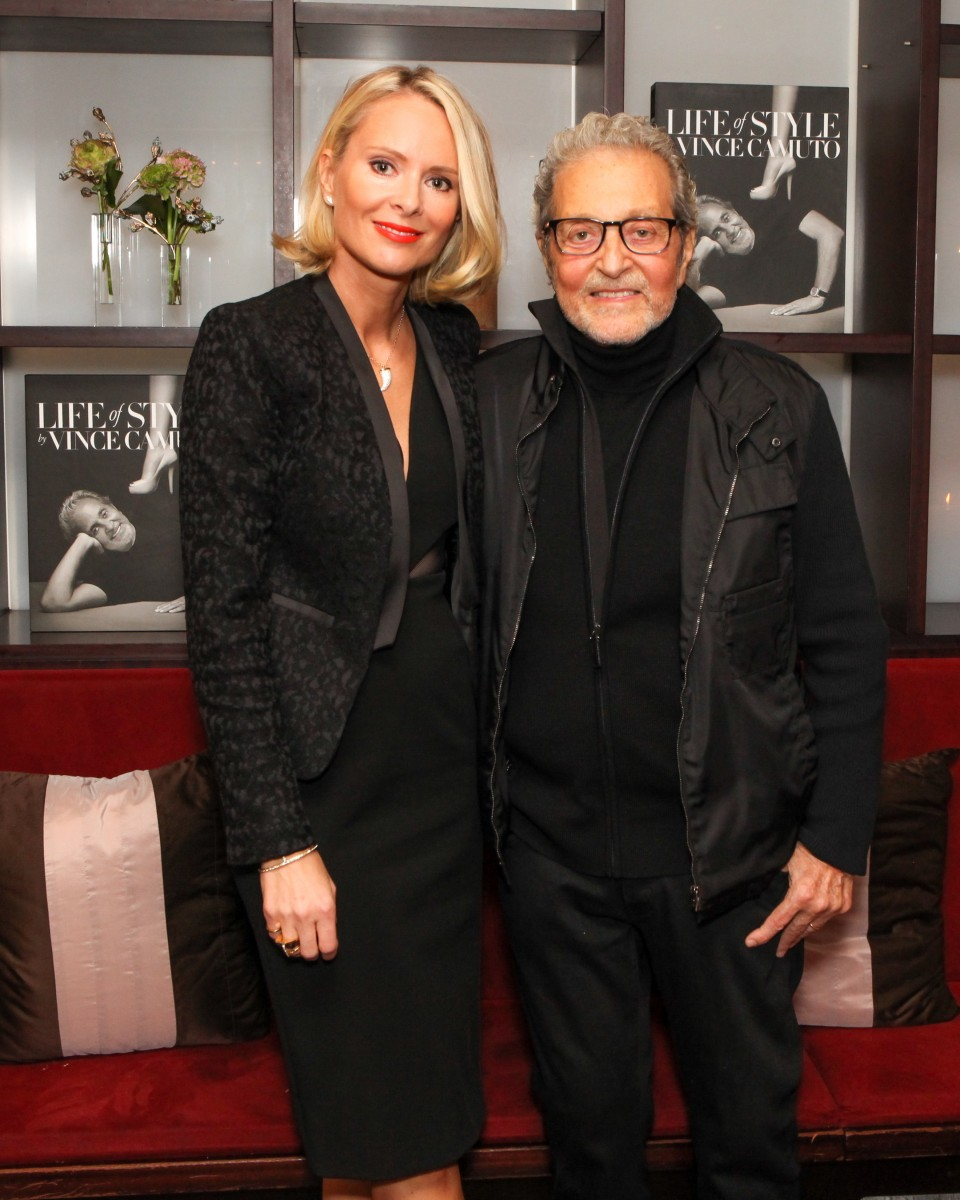 VINCE CAMUTO AND TOMMY HILFIGER Celebrate Life of Style Published by ASSOULINE
