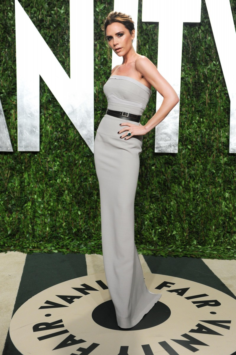 VANITY FAIR OSCAR PARTY 2012 – Red Carpet Arrivals