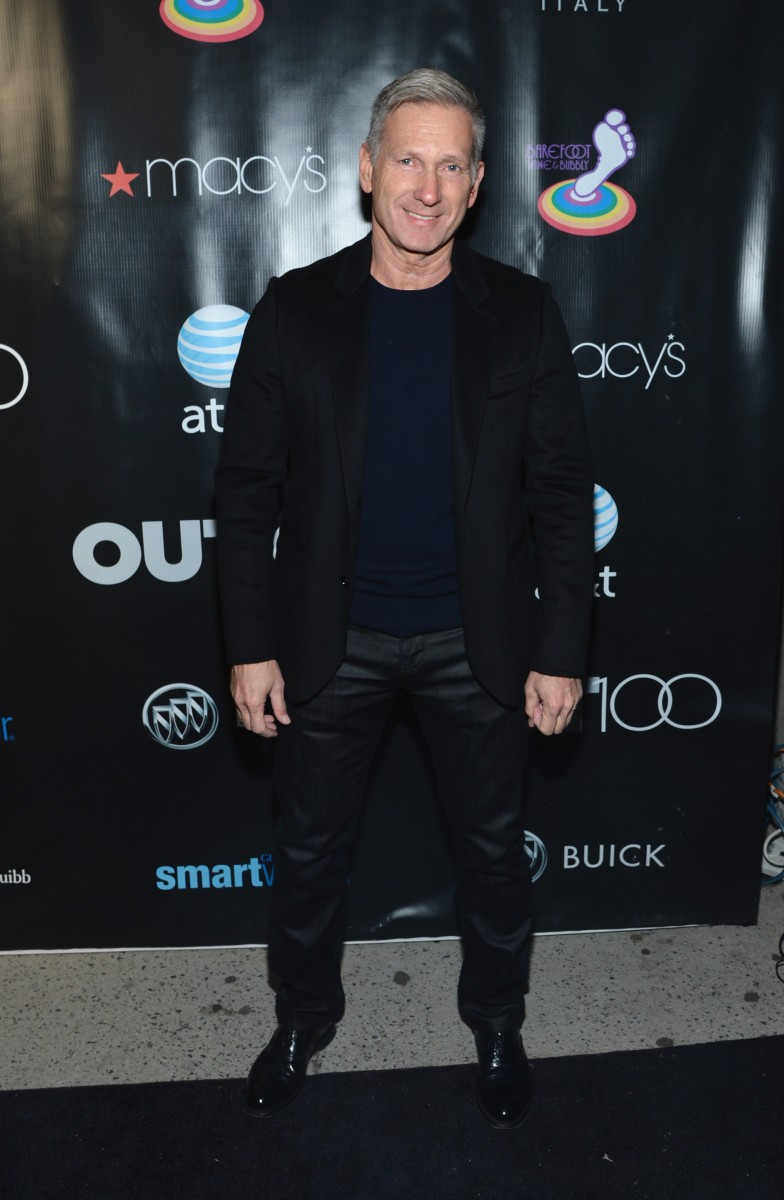 OUT Magazine And Buick Celebrate The OUT100 - Red Carpet
