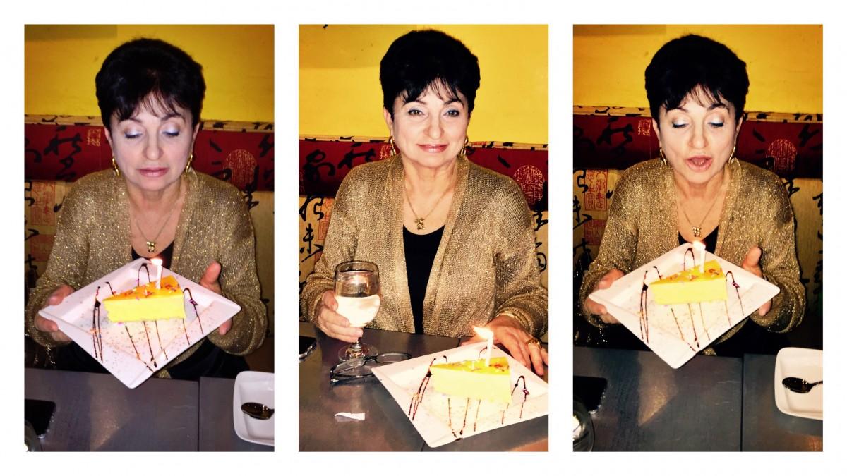 Mom's Birthday Celebration