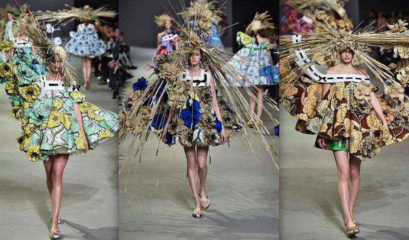 Viktor & Rolf Couture Spring 2015
