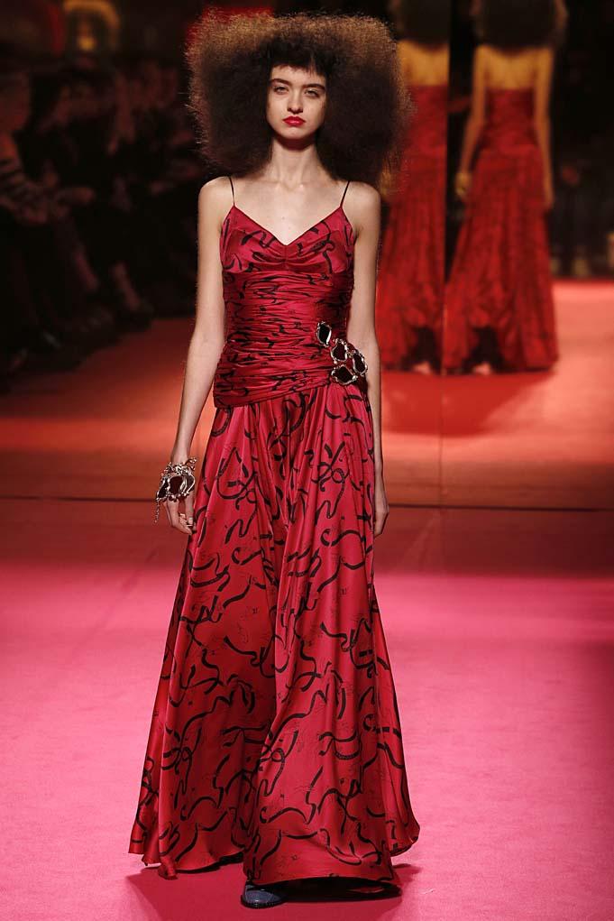 Schiaparelli Paris Haute Couture Spring Summer 2015 January 2015