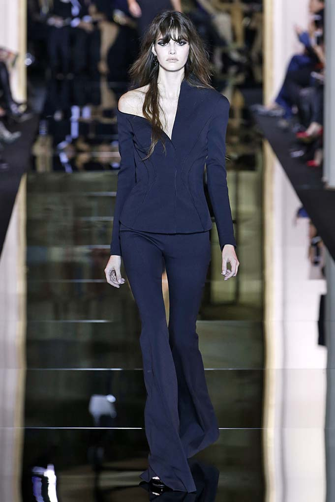 Versace Paris Haute Couture Spring Summer 2015 January 2015