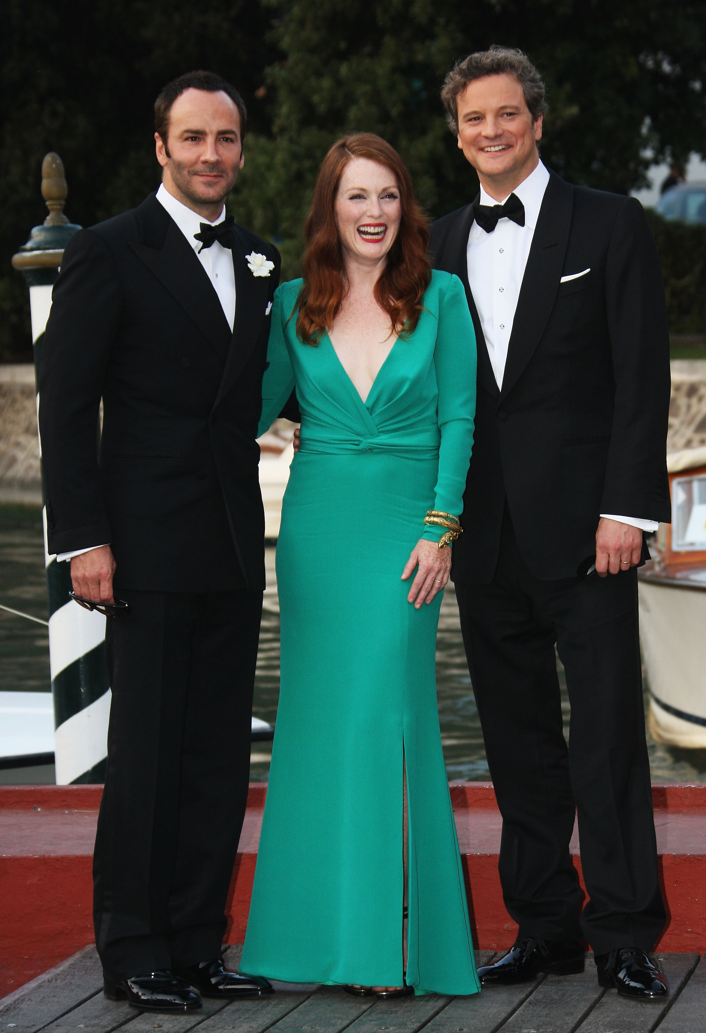 Will Julianne Moore Wear Tom Ford to The Oscars?