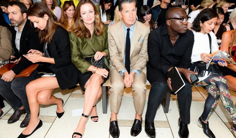 TORY BURCH SS 2015 Fashion Show