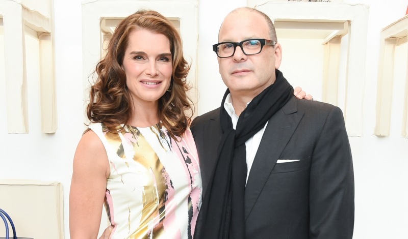 Brooke Shields, Reed Krakoff