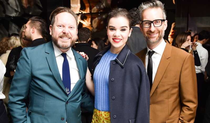 PRADA Presents The Iconoclasts with Michael Wilkinson and Tim Martin