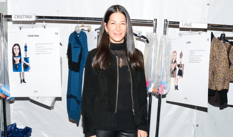 REBECCA MINKOFF Fall 2015 Collection