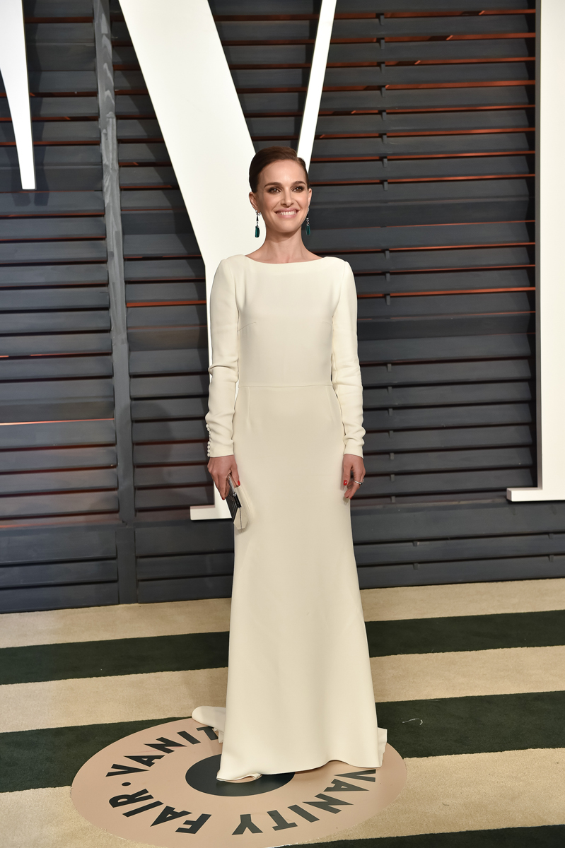 VANITY FAIR OSCAR PARTY 2015 – Red Carpet Arrivals