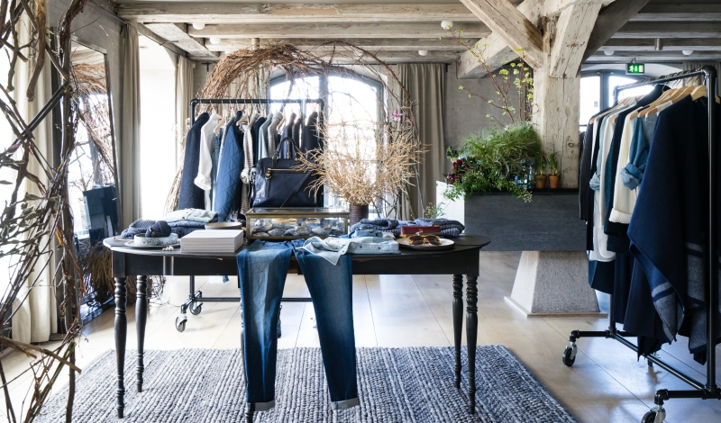 Club Monaco Sets Up A Concept Store At Copenhagen's Noma Restaurant - Daily Front Row